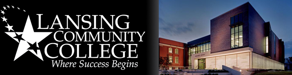 Lansing Community College banner